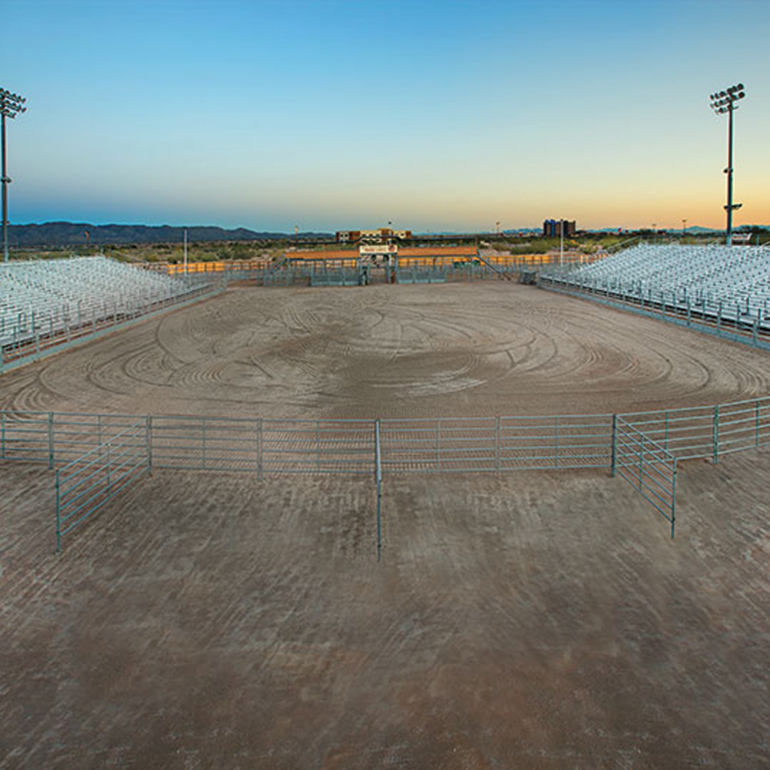 RAWHIDE RODEO ARENA
